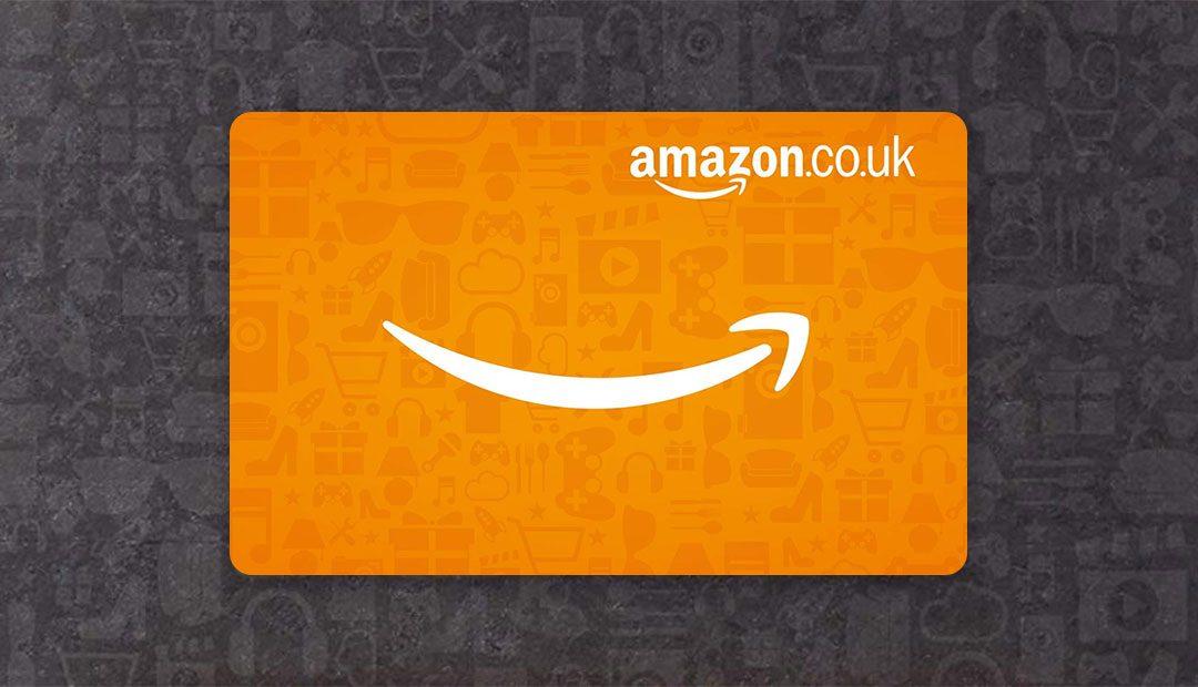 Win A £10 Amazon.co.uk Gift Card