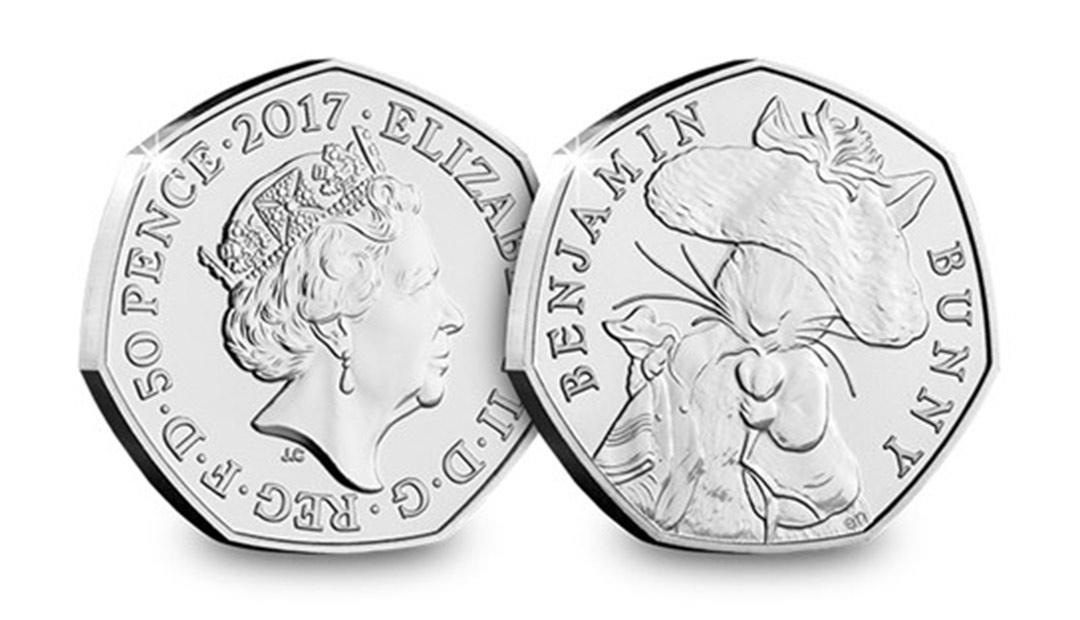Benjamin Bunny Coin