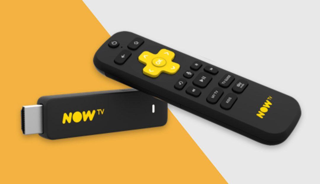 Win A NOW TV Smart Stick